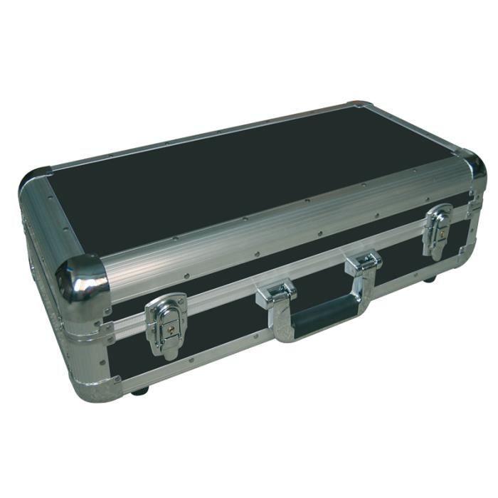 kool sound alu 100 cd valise de rangement pour cd pas cher achat vente flight valise