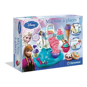 DINETTE - CUISINE LA REINE DES NEIGES Machine à glaces Clementoni