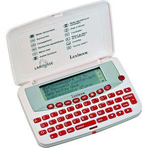 TRADUCTEUR ÉLECTRONIQUE Dictionnaire Electronique LEXIBOOK D800FR