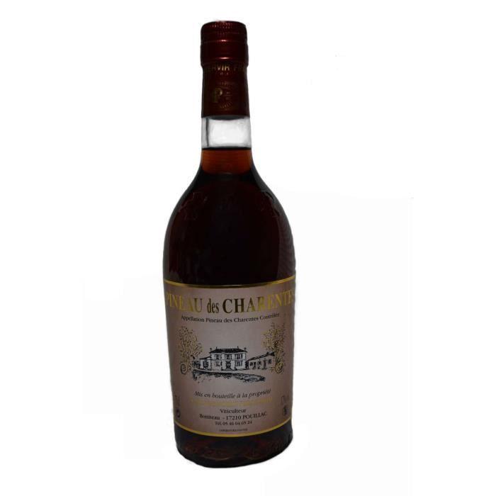 Pineau rose 75cl earl vignoble peronneau achat vente for Aperitif maison a base de vin