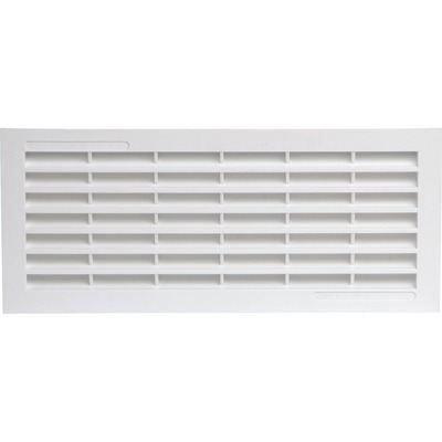 Grille pvc type b161 120x299 achat vente a ration - Installer grille aeration fenetre pvc ...