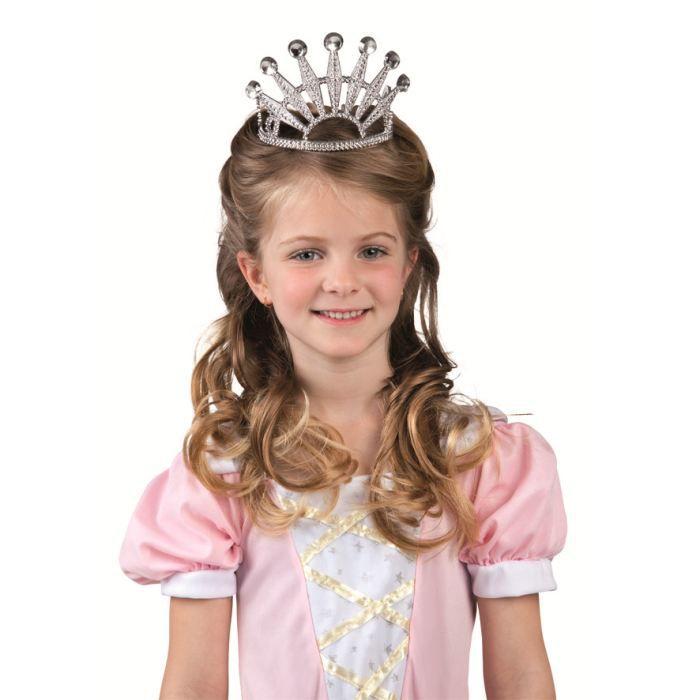 Mini couronne de princesse achat vente accessoire d guisement cdiscount - Couronne princesse a decorer ...