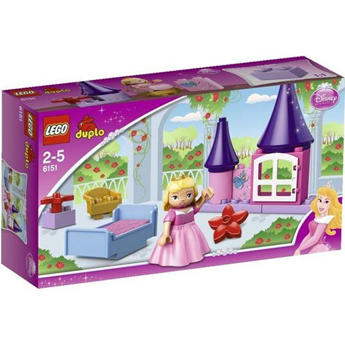 lego duplo princess la belle au bois dormant achat vente assemblage construction cdiscount. Black Bedroom Furniture Sets. Home Design Ideas