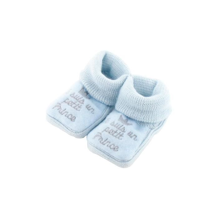 CHAUSSON - PANTOUFLE Chaussons pour bébé 0 à 3 Mois