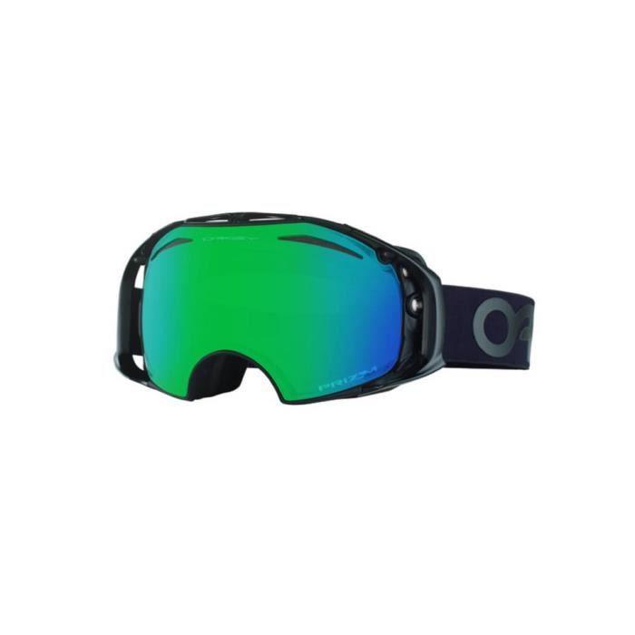 masque de ski oakley airbrake pas cher  masque de ski oakley airbrake factory pilot blackout oo7037 703712