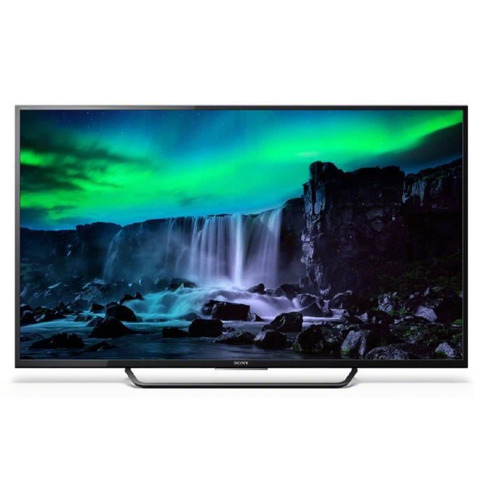 sony kd49x8005cbaep tv led 4k ultra hd 123 cm 49 smart tv 4 hdmi t l viseur led avis. Black Bedroom Furniture Sets. Home Design Ideas