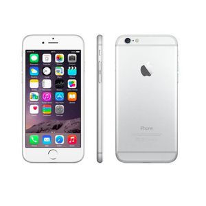 SMARTPHONE TELEPHONE PORTABLE APPLE IPHONE 6 64GO SILVER