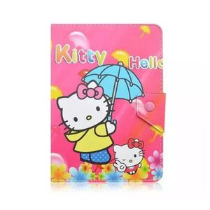 TABLETTE TACTILE BAICHUANG Hello Kitty Housse couleur universelle t
