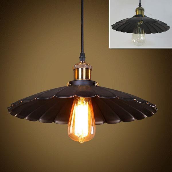 Lustre suspension design lotus style r tro diam 40cm m tal for Suspension lustre design