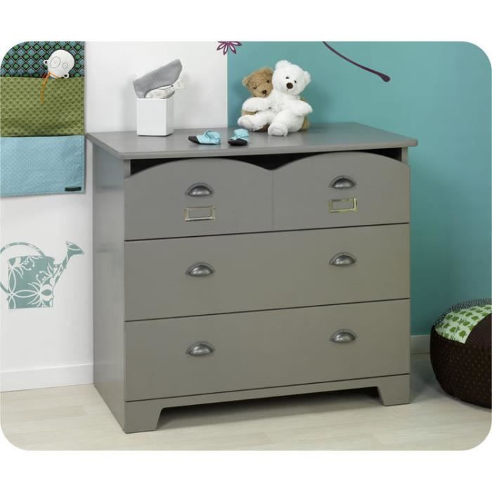 Eb commode b b charme plan langer amovible achat vente armoire com - Commode bebe cdiscount ...