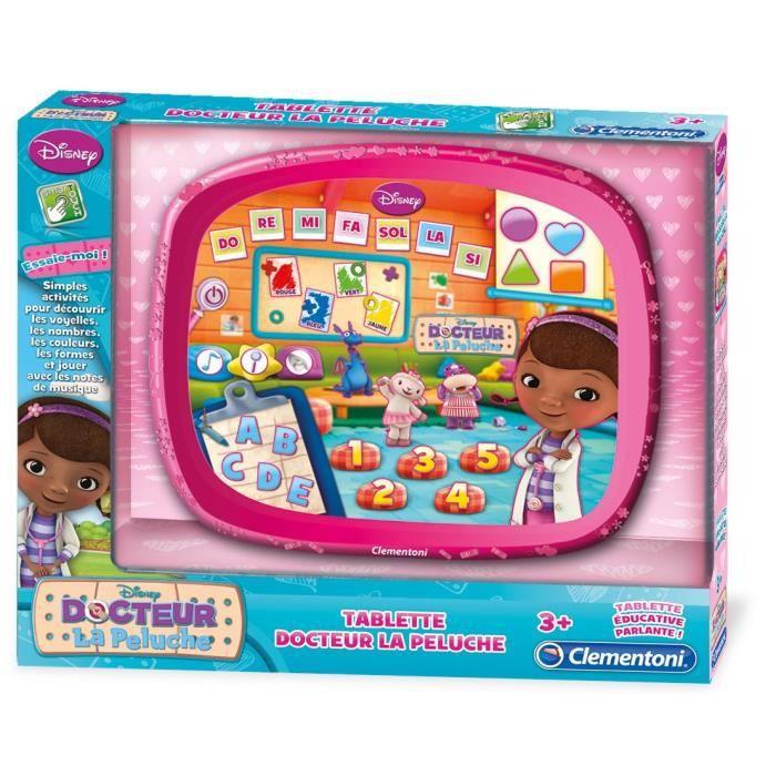 Docteur La Peluche Puzzle Maxi 24 Pices Clementoni  docteur la peluche puzzle