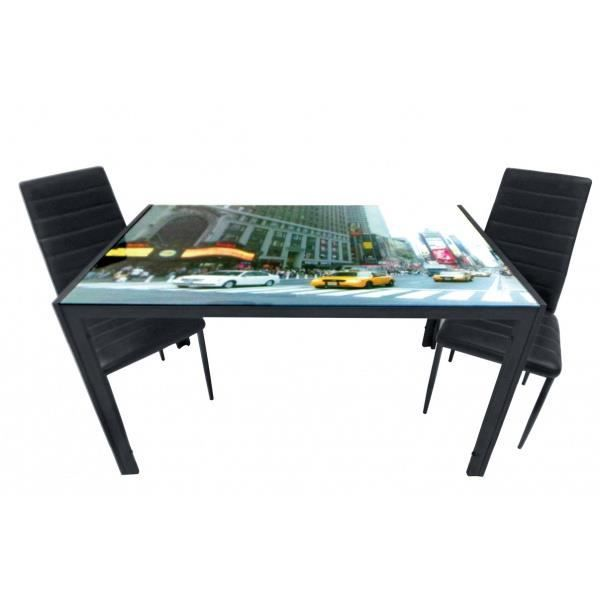 Table a manger new york - Table basse relevable new york ...