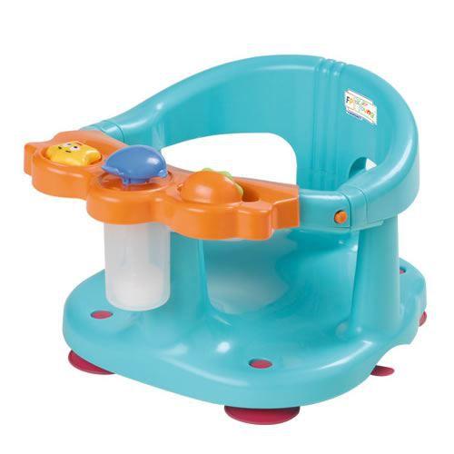 si ge bains foppapedretti orange bleu clair achat vente assise bain b b 8013440093152. Black Bedroom Furniture Sets. Home Design Ideas