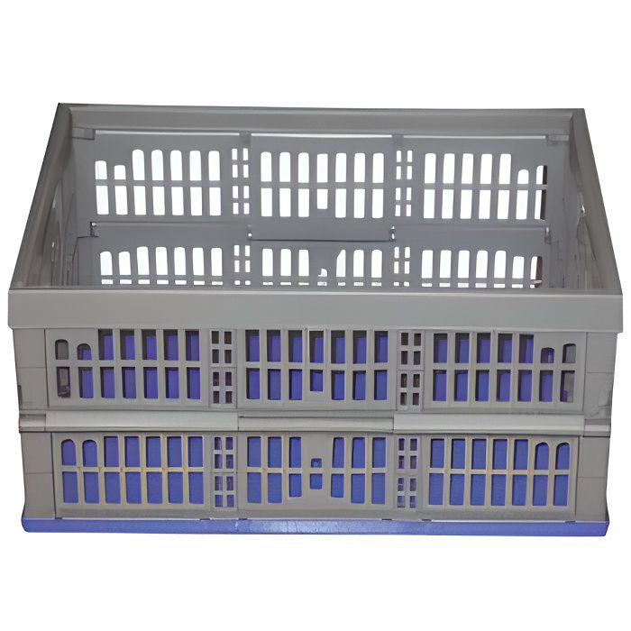 casier pliable foldbox 32l achat vente boite de. Black Bedroom Furniture Sets. Home Design Ideas