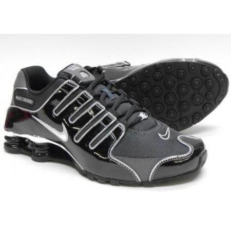 Nike Shox Noir Et Gris