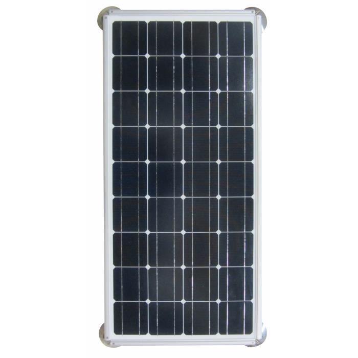 inovtech panneau solaire wing max e 130 watts achat vente kit photovoltaique panneau solaire. Black Bedroom Furniture Sets. Home Design Ideas