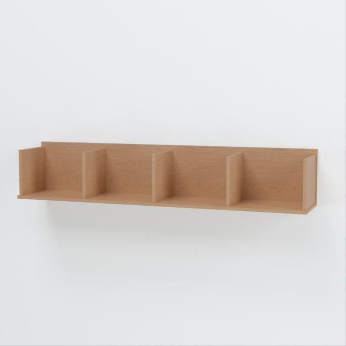 etagere murale casier my blog. Black Bedroom Furniture Sets. Home Design Ideas