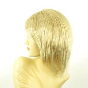 Perruque femme blonde mi-longue YRIS 24BT613