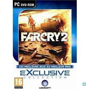 JEU PC FAR CRY 2 / JEU PC DVD-ROM