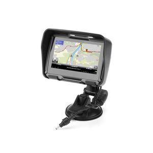 GPS AUTO GPS moto tous terrain 4,3 pouces étanche 4 Go de m