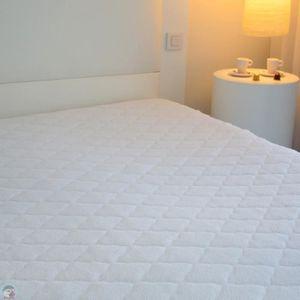 protege matelas 200x200 achat vente protege matelas. Black Bedroom Furniture Sets. Home Design Ideas