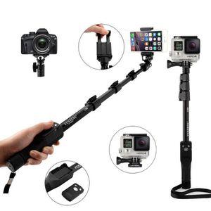 MONOPOD VINUS Extensible Selfie bâton Manfrotto Avec Bluet