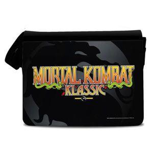 BESACE - SAC REPORTER Mortal Kombat Klassic Sac bandoulière