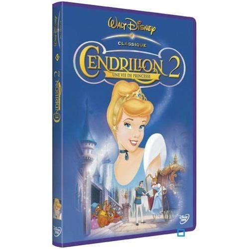 Dvd cendrillon 2 en dvd dessin anim pas cher emmanuel - Dessin anime cendrillon 2 ...