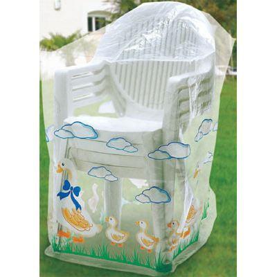 Housse pour 4 chaises achat vente housse meuble jardin - Housses pour chaises ...