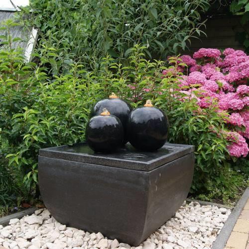 Fontaine de jardin cordoba achat vente fontaine de jardin fontaine de jardin cordoba cdiscount for Fontaine de jardin zinc