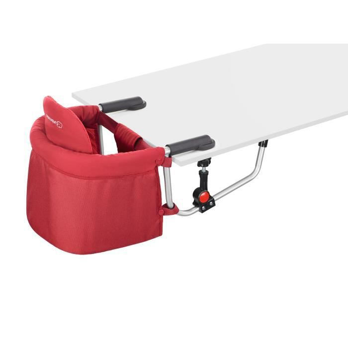Bebe confort chaise de table reflex animals red animals red achat vente r hausseur si ge for Table et chaise bebe