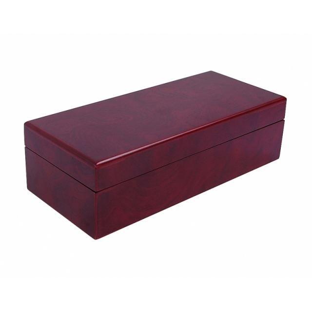 boite 6 montres classic acajou classique achat vente boite a montre les soldes sur. Black Bedroom Furniture Sets. Home Design Ideas