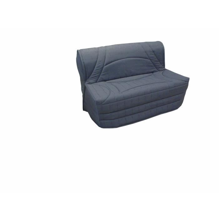 Housse banquette b z 140 poker gris anthracite achat - Housse de couette gris anthracite ...