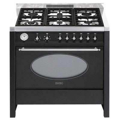 cuisiniere smeg cs 18a 6 achat vente cuisini re. Black Bedroom Furniture Sets. Home Design Ideas