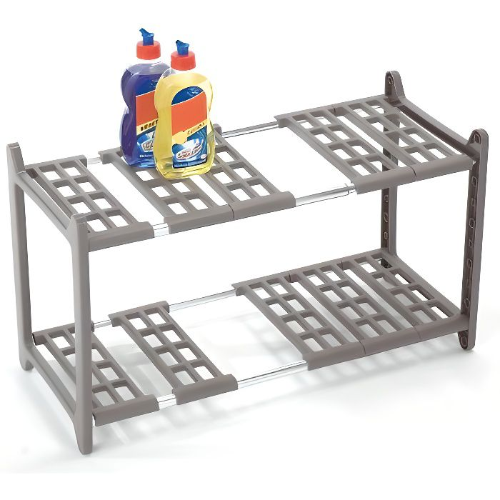 wenko 2768010100 etag re sous vier extens achat vente meuble vasque plan wenko. Black Bedroom Furniture Sets. Home Design Ideas