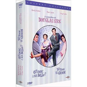 DVD FILM DVD Coffret Douglas Sirk : no room for the groo...