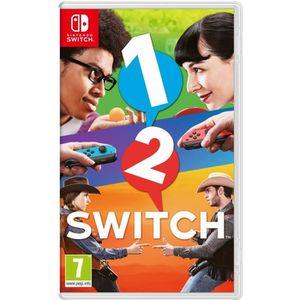 NINTENDO SWITCH 1-2-Switch Jeu Switch
