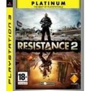 JEU PS3 RESISTANCE 2 PLATINUM [JEU PS3]