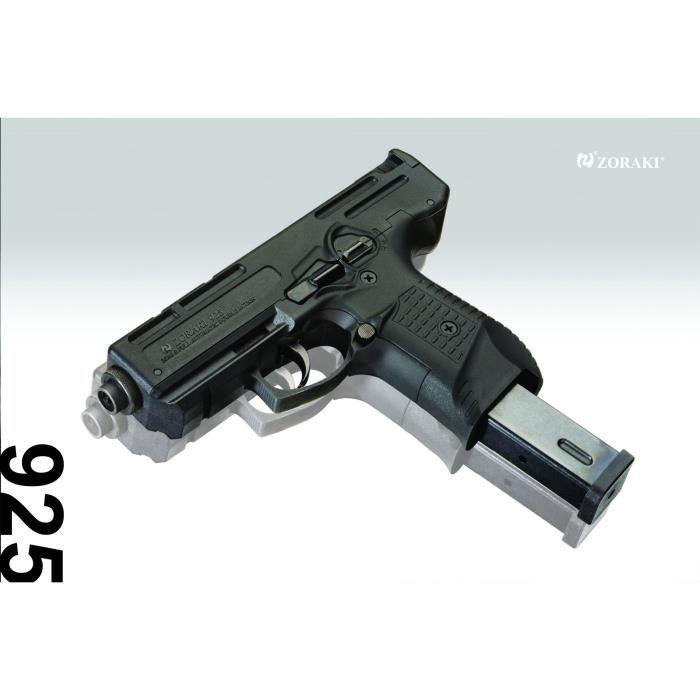 Zoraki 925 luxe arme de d fense cal 9mm p a k prix pas cher soldes cdiscount - Arme pas cher ...