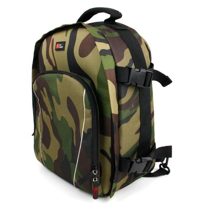 sac dos pour appareils photo nikon coolpix p900 et d7200. Black Bedroom Furniture Sets. Home Design Ideas