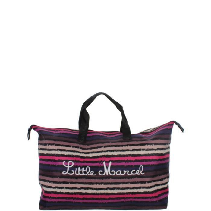 sac de voyage little marcel ref syd38144 paint h15 achat vente sac de voyage 3700583657154. Black Bedroom Furniture Sets. Home Design Ideas