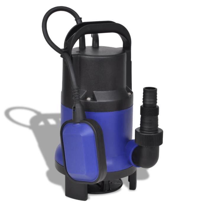Vidaxl Pompe Submersible Pour Eaux Us Es Jardin 400 W