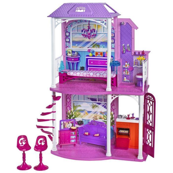 MAISON POUPEE La maison de Barbie