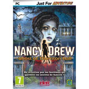 JEU PC Nancy Drew Le Fantôme de Thornton Hall Jeu PC
