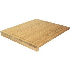 Billot de cuisine bois achat vente billot de cuisine for Planche pour plan de travail cuisine