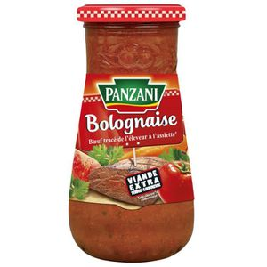 SAUCE POUR PÂTES RIZ Sauce Bolognaise