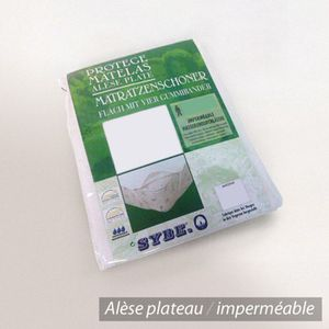Alese 60x140 achat vente alese 60x140 pas cher cdiscount - Alese matelas impermeable ...