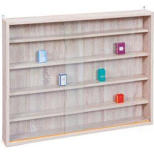 petite vitrine murale achat vente petite vitrine murale pas cher les soldes sur cdiscount. Black Bedroom Furniture Sets. Home Design Ideas