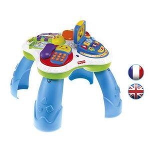 Table d activite fisher price achat vente jeux et - Leapfrog table d eveil musical des animaux ...