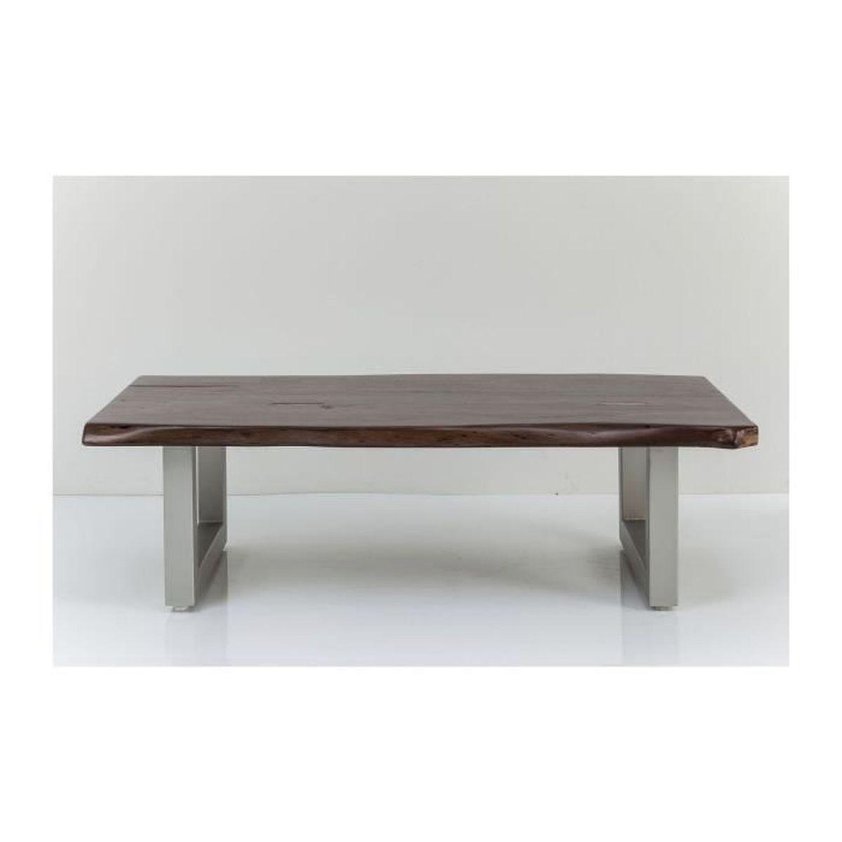 Table basse m lange 135x70cm kare design achat vente - Table basse largeur 40 cm ...